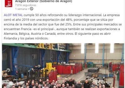 Aragon Exterior- Alot Metal