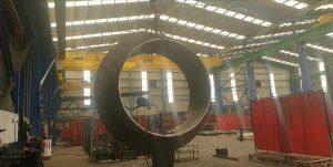 Alot Metal. Calderería. Sector Subcontratacion Industrial